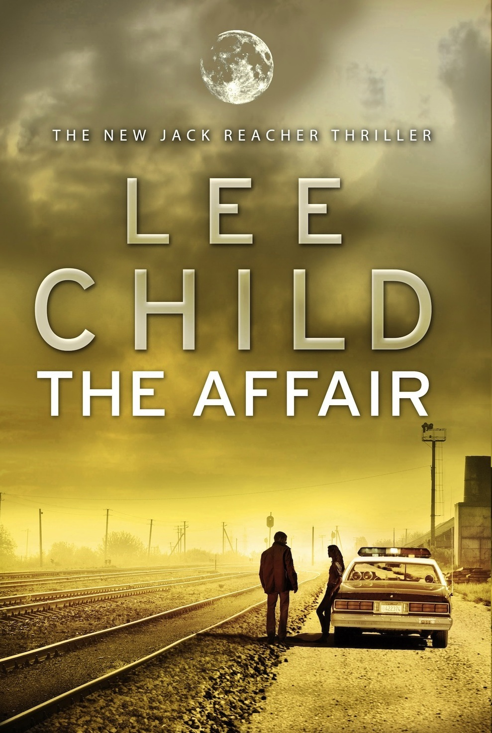 The Affair By Lee Child Crime Thriller Girl
