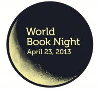 2013 World Book Night logo