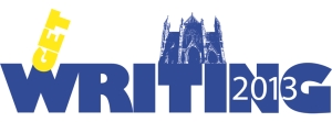 Get Writing 2013 logo