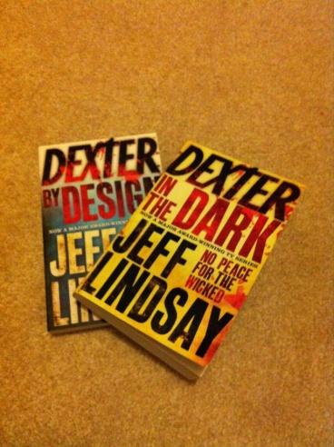 Dexter books