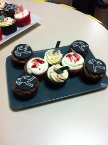Deadly Cupcakes!