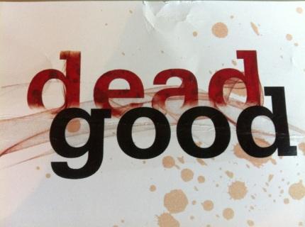 Dead Good Books logo