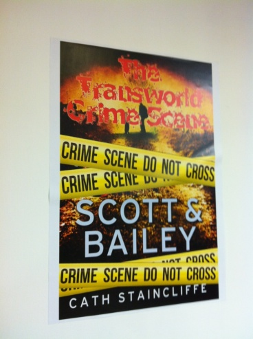 Transworld Crime Scene poster