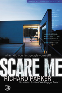 cover image: Scare Me