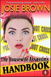 The Housewife Assassin's Handbook cover image