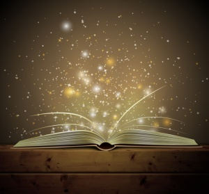 magic in the pages image
