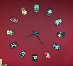 The Transworld Book Clock