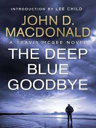 The Deep Blue Goodbye cover image