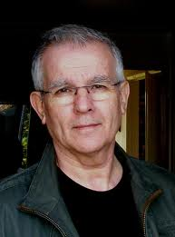 Crime Writer Adrian Magson who is speaking at the Festival