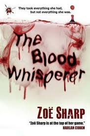 The Blood Whisperer cover image