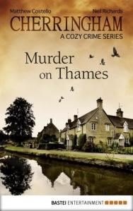 Murder on Thames cover image