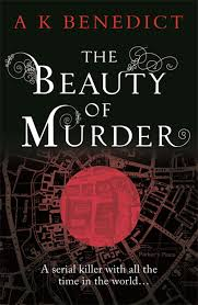The Beauty of Murder paperback cover image