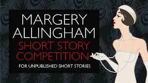 Margery Allingham Competition logo