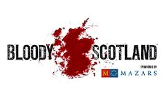 Bloody Scotland 2014 logo