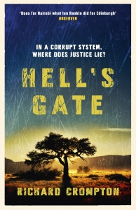 Hell's Gate cover image