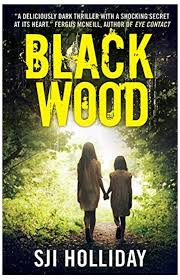BLACK WOOD cover image