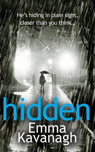 HIDDEN cover image