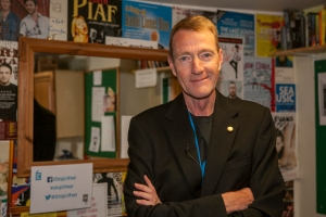 Lee Child (c) Aston Photography