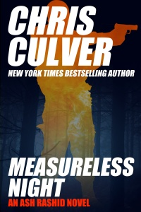 Measureless Night cover image