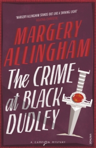 The Crime at Black Dudley cover image