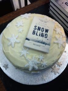 The cake!!