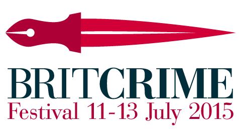 BritCrime Festival logo