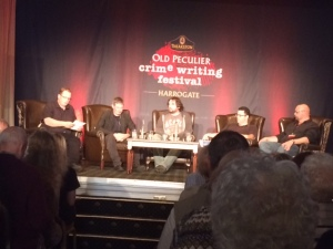 The Irish Noir panel