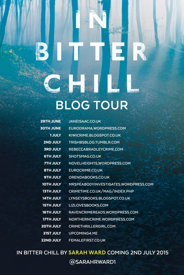 In Bitter Chill blog tour