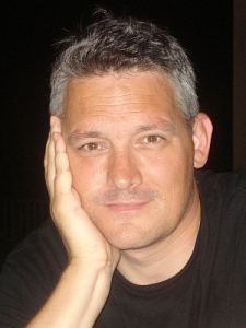 crime writer Neil White