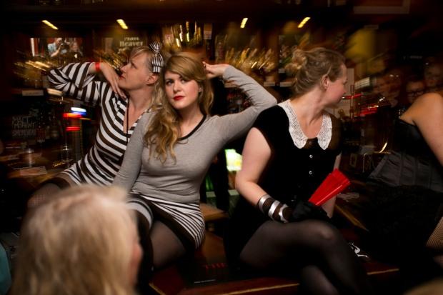 L-R: Kati, Elizabeth & Lucy (c) Eoin Carey