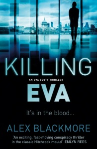 Killing Eva cover