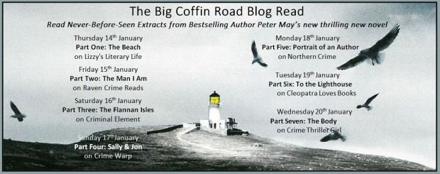 The Big Coffin Road Blog Read Banner