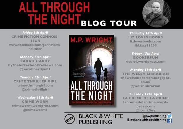 All Through the Night Blog Banner