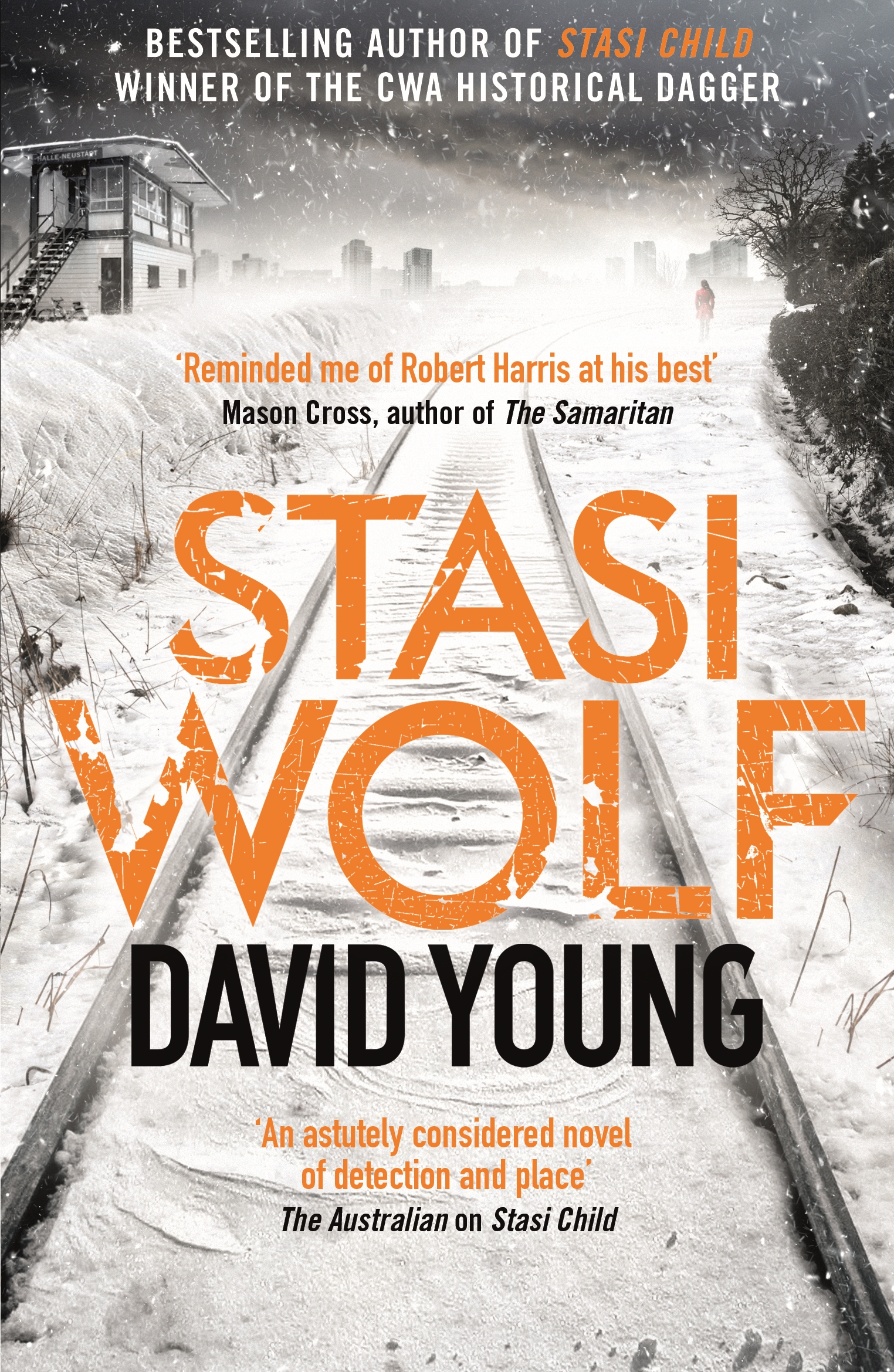 CTG EXCLUSIVE: STASI WOLF AND THE CROSSWORD PUZZLE MURDER