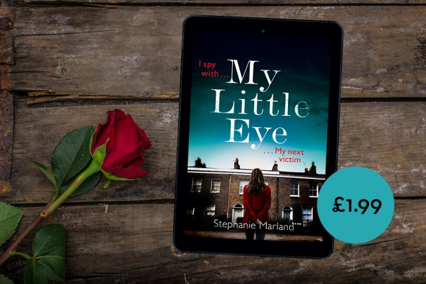 MY LITTLE EYE ROSE 1.99
