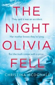 The Night Olivia Fell_UK cover