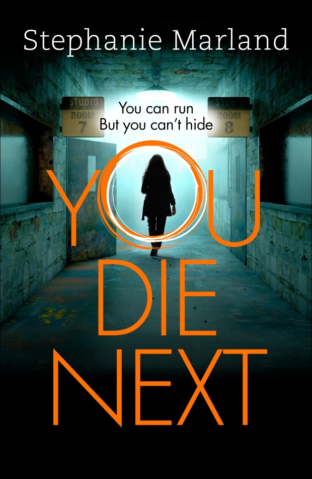 You Die Next final jacket
